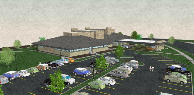 Uintah County Golden Age Center