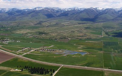 Horse Station at Cache Valley Master Planned Community