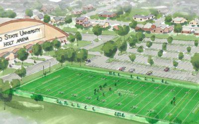 Idaho State University Turf Field Conceptual Plan