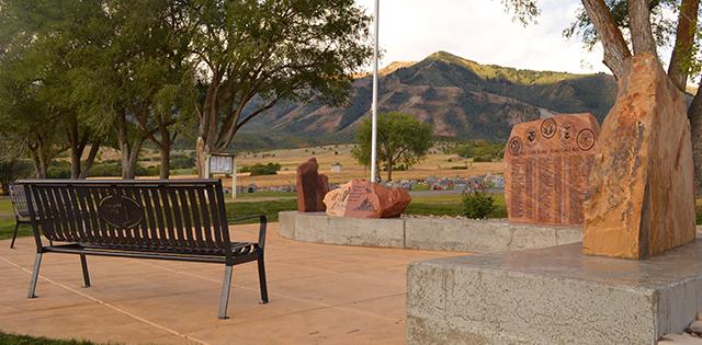 Mendon City Veteran's Memorial