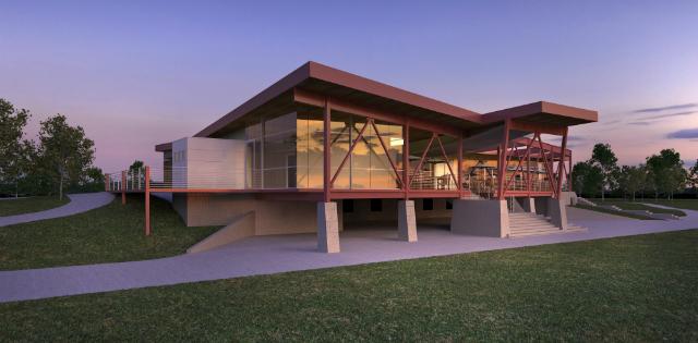 Logan River Golf Course Club House