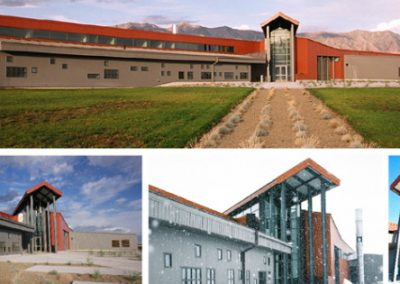 UTAH STATE UNIVERSITY TEACHING AND RESEARCH FACILITY