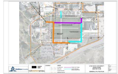 Utah State University QUAD/CHASS Master Plan