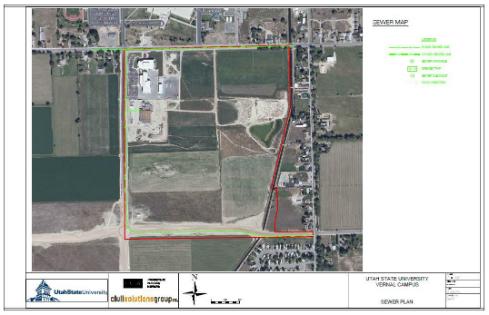 Utah State University Roosevelt and Vernal Campus Master Plan