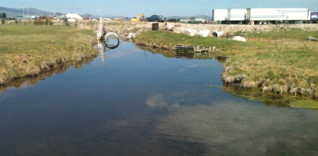 Zollinger Commercial Warehousing Floodplain Consultation