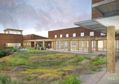 great salt lake nature center rendering