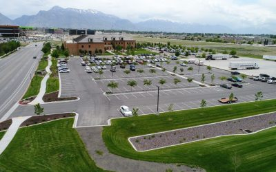 Mountainland Applied Technology College Parking Lot Expansion