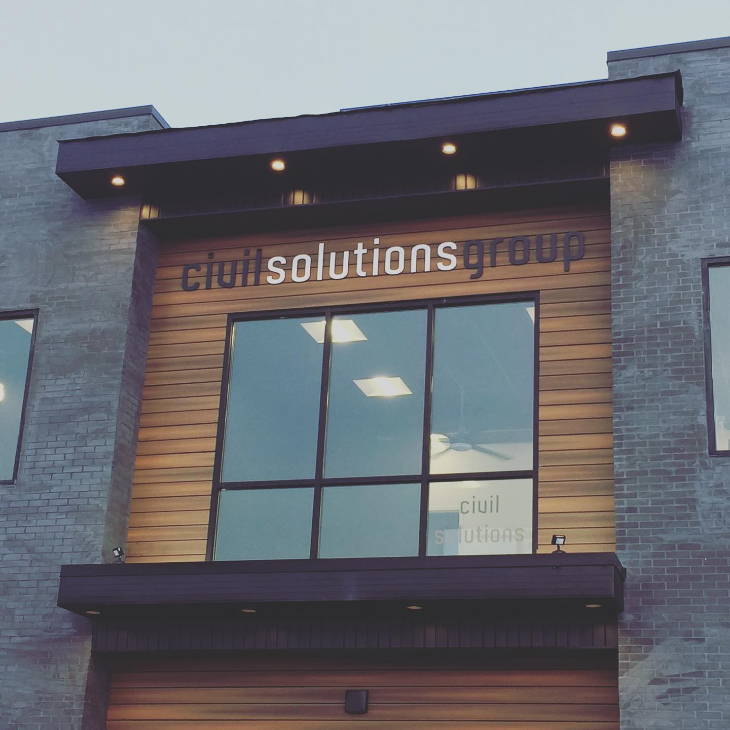 civil solutions group cache valley office