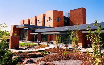 Utah State University Early Childhood Education Building