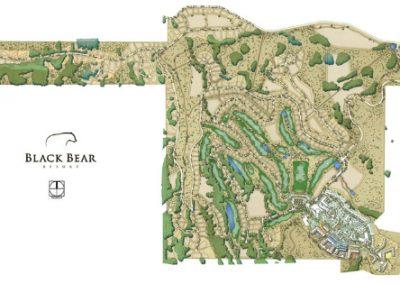 black bear resort master planned community