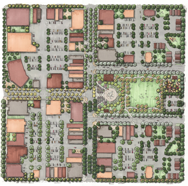 City Center Master Plan – North Logan City