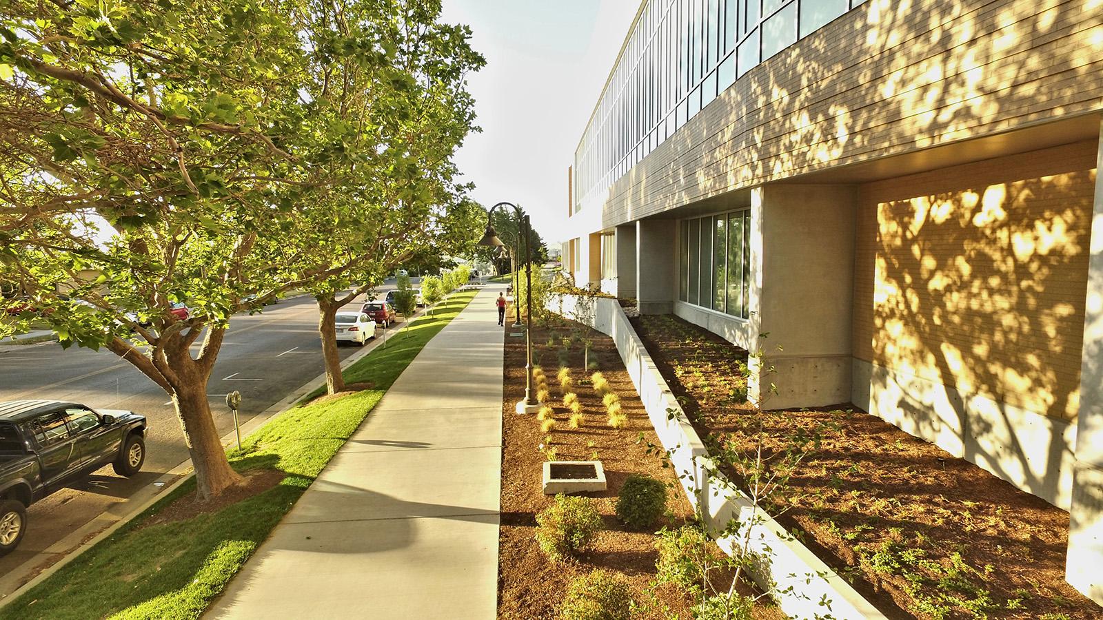 USU Aggie Rec Center