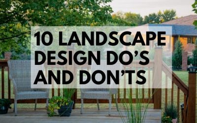 10 Landscape Design Do's and Don'ts